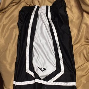 Pony basketball shorts